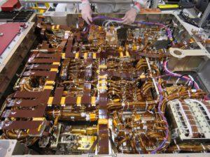 Útroby vozítka Mars rover 2020.