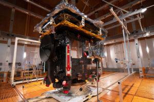 SolarOrbiter na magnetických testech.