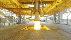 Zkouška manévru ATo na testovacím exempláři Propulsion Qualification Module