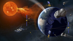 Vesmírná bezpečnost a ochrana podle ESA