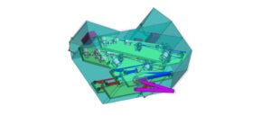 Návrh koronografu teleskopu HabEx