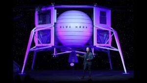Přistávací lander od Blue Origin
