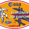 Emblém mise Euromir 95