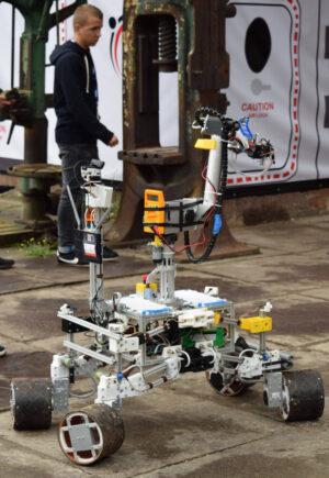 Rover K3P4 týmu RoverOva