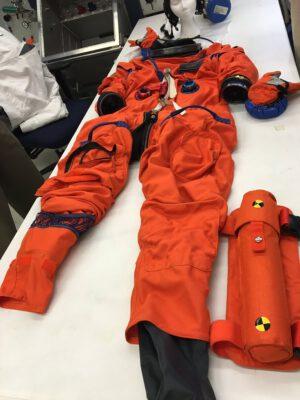 Skafandr OCSS (Orion Crew Survival System)