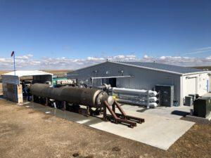 Testovací středisko v Colorado Air and Space Port v USA, kde proběhl poslední test simulující proudění vzduchu při Mach 5.