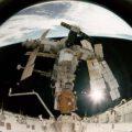 Mir s připojeným Atlantisem (STS-74)