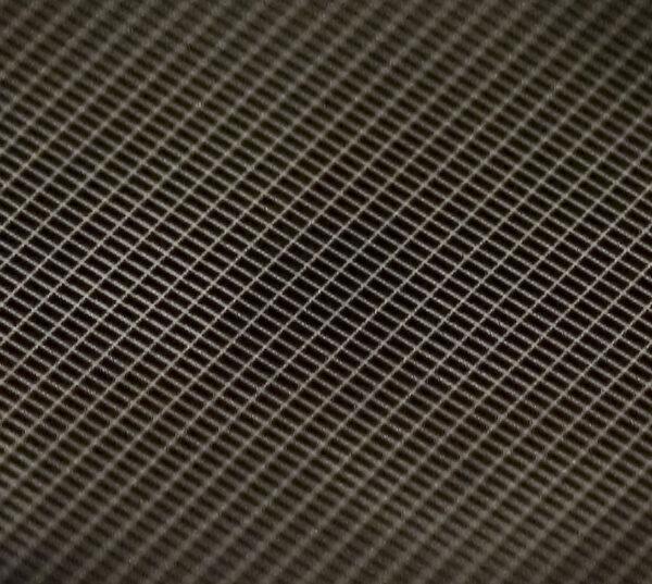 Detailní pohled na mikrozávěrky pro Dalekohled Jamese Webba.