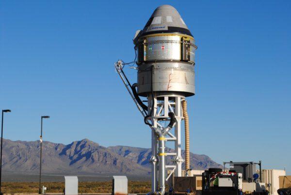 Starliner připravený k testu únikového systému