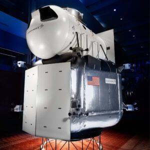 Lockheed Martin vyrobil v rámci programu NextSTEP neletový prototyp vzletového stupně s hermetizovaným modulem. Tento model jsme prezentovali v listopadovém dílu seriálu Gateway.