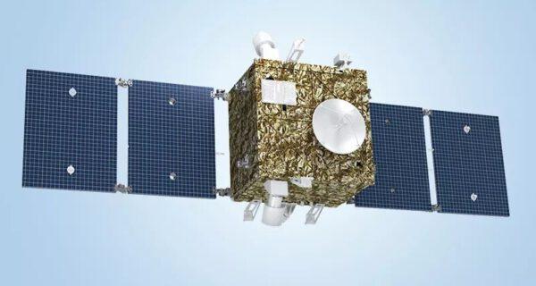 Vizualizace družice KL-α