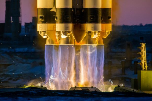 Proton startoval 24. prosince