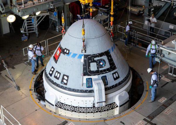 Starliner čeká na nepilotovanou testovací misi OFT.