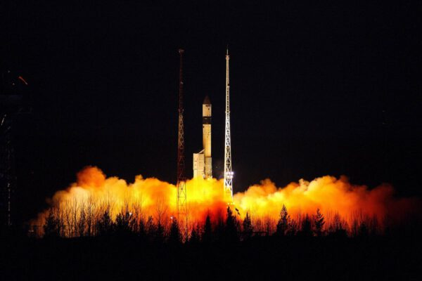 Poslední start rakety Rokot