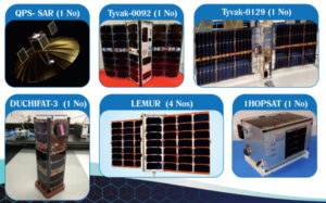 Spolucestující družice