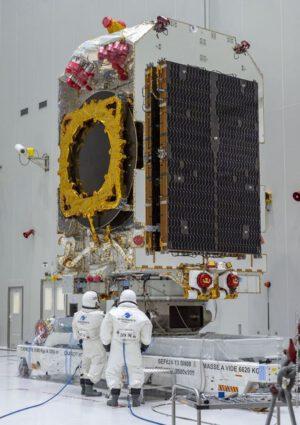 Družice Eutelsat Konnect