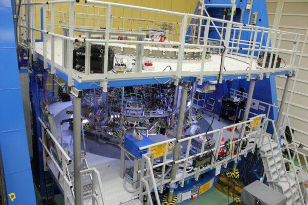Servisní modul pro Artemis II, listopad