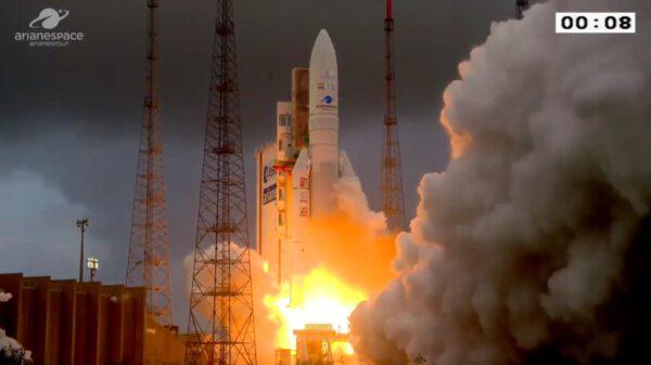 Start Ariane 5