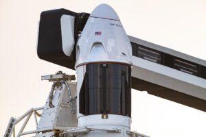Crew Dragon připravený na In-Flight Abort test