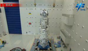 Základní modul (Tianhe) čínské vesmírné stanice