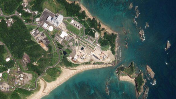 Japonský kosmodrom Tanegašima patří k nejhezčím na světě. Ostatně posuďte sami. Snímek byl pořízen 2. září 2019