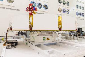 Přeletový modul mise Mars rover 2020