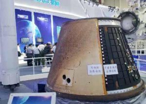 Štruktúra tepelnej ochrany novej kozmickej lode