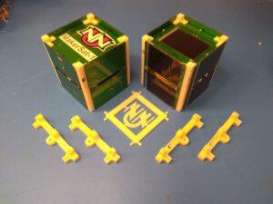 Cubesat MakerSat-1