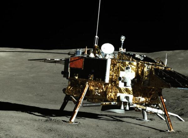 Sonda Chang´e 4 (lander) spredu