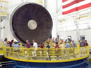 Komora ISP (In-Space Propulsion facility)