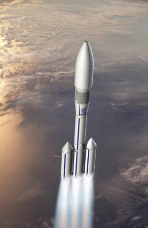 Původní koncept Ariane-6 PPH měl využívat na prvním i druhém stupni tuhé pohonné látky a pouze třetí měl být na kapalné látky. Koncept byl zamítnut.Původní koncept Ariane-6 PPH měl využívat na prvním i druhém stupni tuhé pohonné látky a pouze třetí měl být na kapalné látky. Koncept byl zamítnut.