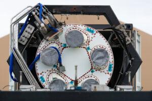 Pět motorů na prvním stupni Rocket 3.0