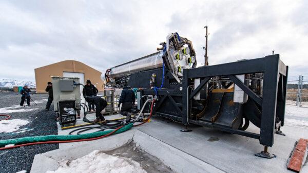 Firma Astra připravuje raketu pro první orbitální start