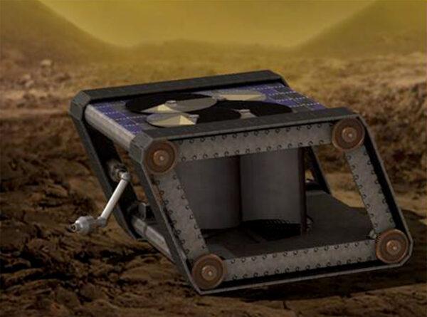 AREE (Automaton Rover for Extreme Environments) může jednou vypadat i takto.
