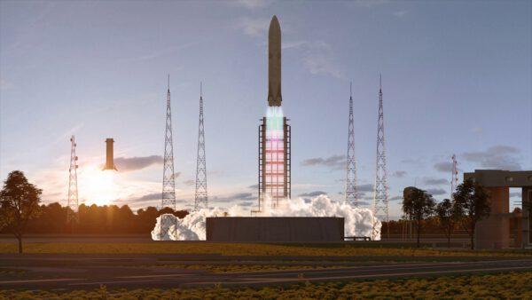 Již dnes existuje koncept na jednostupňový nosič Ariane Ultimate, který by mohl být v provozu po roce 2040.