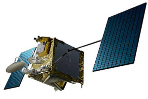Vizualizace družice OneWeb