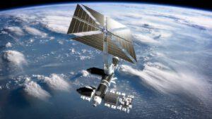 Pozdější možná podoba samostatné stanice Axiom poté, co se odpojila od ISS
