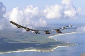 Průkopnický solární letoun NASA – Helios.