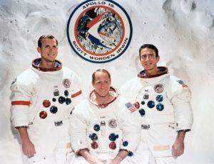 Posádka Apolla 15