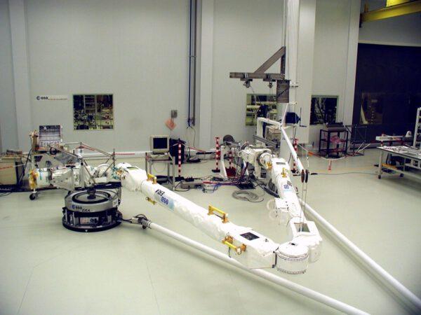Evropské robotické rameno ERA