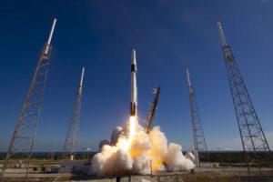 Stupeň B1059 startuje na svou první misi - CRS-19