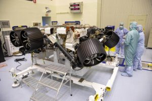 Vozítko Perseverance i dalekohled Jamese Webba by neměly být omezeni v přípravách