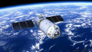 Tchien-čou je prověřená bezpilotní kosmická loď, která bude zásobovat čínskou stanici.