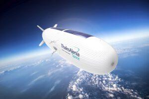 Stratobus má oproti solárním letounům řadu výhod. První prototyp se očekává v roce 2020.