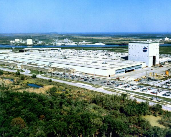 Výrobní zařízení Michoud Assembly Facility