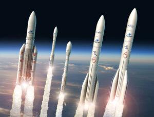 Rakety Ariane 5 a Vega dostanou již brzy modernější nástupce.