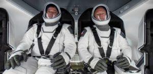 Posádka mise DM-2
