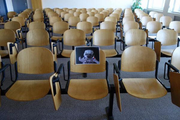 Dokážeme společně – koronaviru navzdory – naplnit přednáškový sál Technického muzea v Brně?