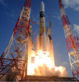 Start rakety H-IIA