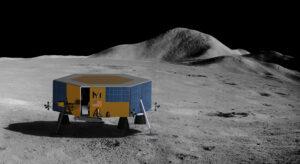 Lunární lander od firmy Masten